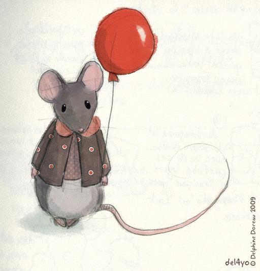 Les r ves travers les contes la f e des dents et la - Dessin de petite souris ...
